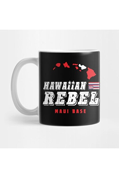 TatFast Siyah Hawaiian Rebel Maui Base Kupa