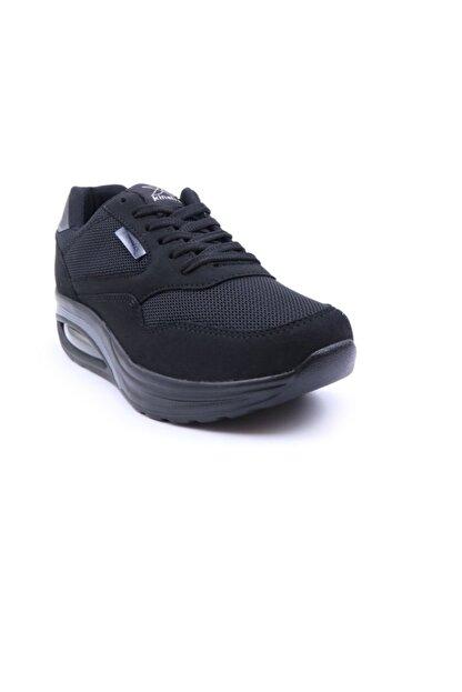 Kinetix Kadın Siyah Aneta Spor Ayakkabı