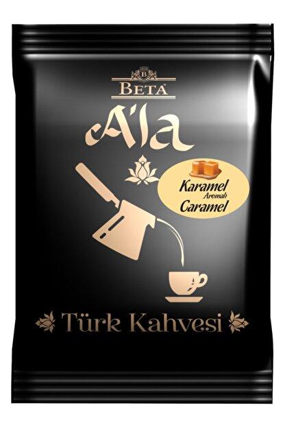Beta Tea Karamel Aromalı Türk Kahvesi 100 gr