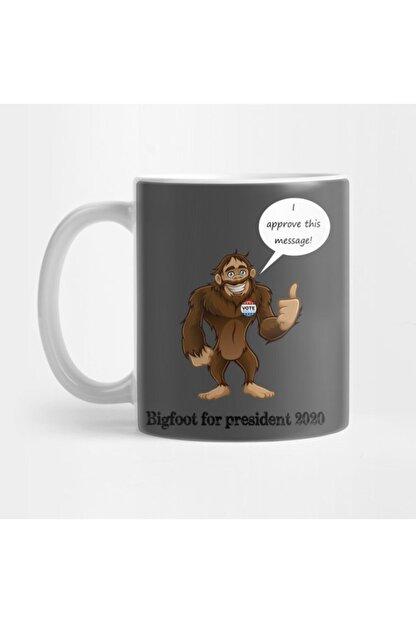 TatFast Bigfoot For President Kupa