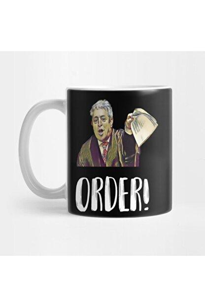 TatFast John Bercow Order! Funny Uk Politics Brexit Design Kupa