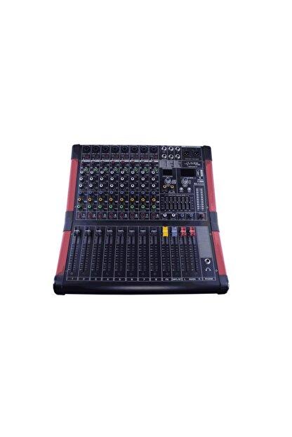 S-Line Audio 8 Kanal Amfi Power Mixer