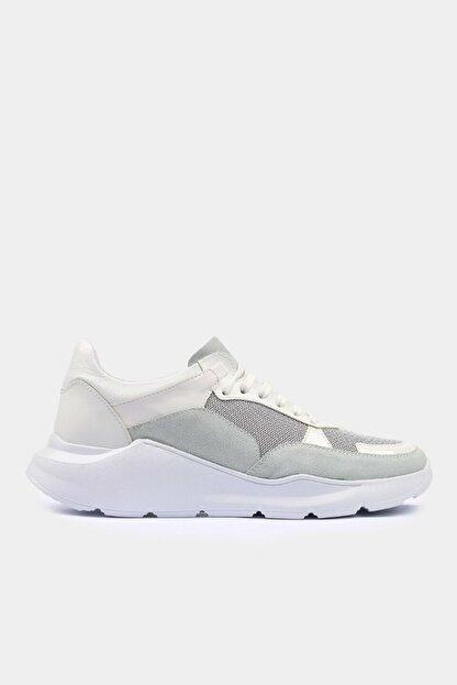 Hotiç Beyaz Erkek Spor Ayakkabı