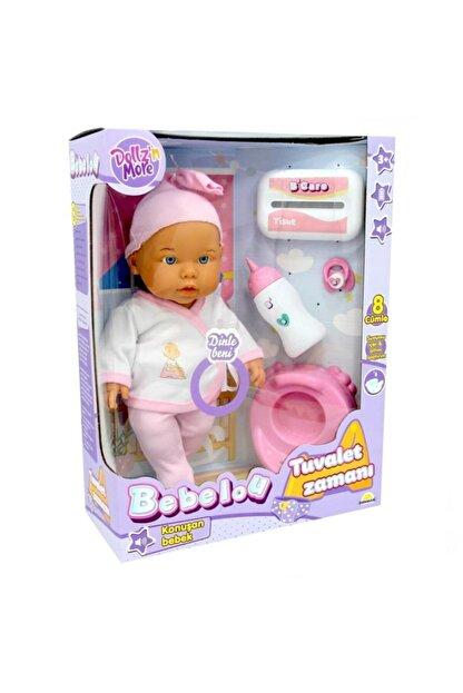 Sunman Bebelou Tuvalet Zamanı Konuşan Bebek Renk Seçenekli Ürün