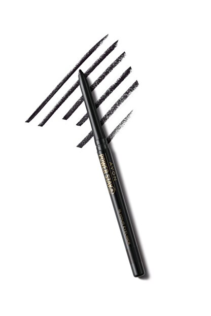 Avon 22589 Power Stay Eyeliner Carbon Black