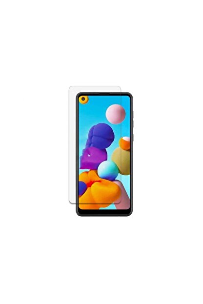 Mobilteam Samsung Galaxy A31 Ekran Koruyucu Nano Cam