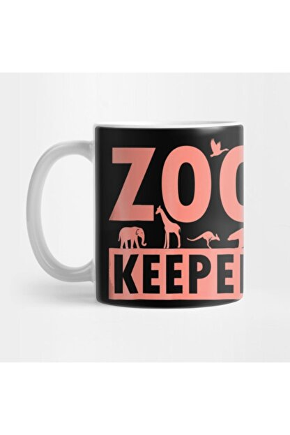 TatFast Zoo Keeper For Zoo Workers, Animal Lovers, Staff Kupa