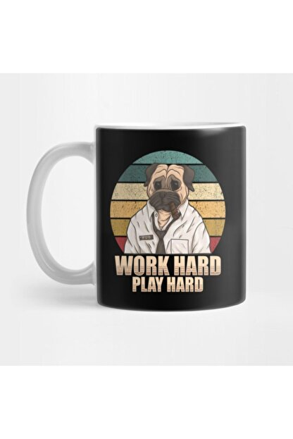 TatFast Work Hard Play Hard Kupa