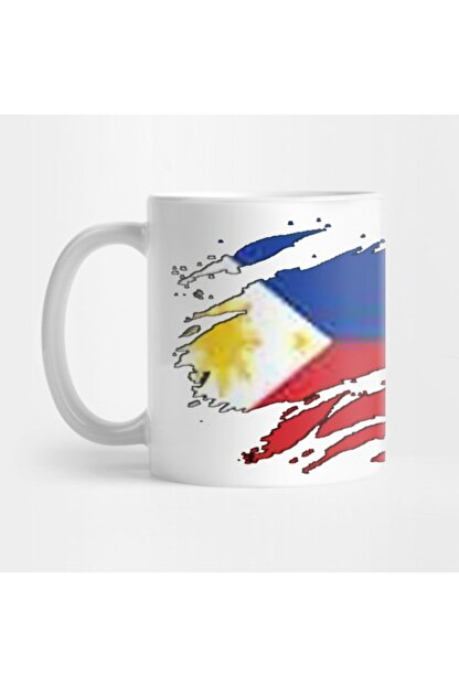 TatFast Philippine Flag Kupa