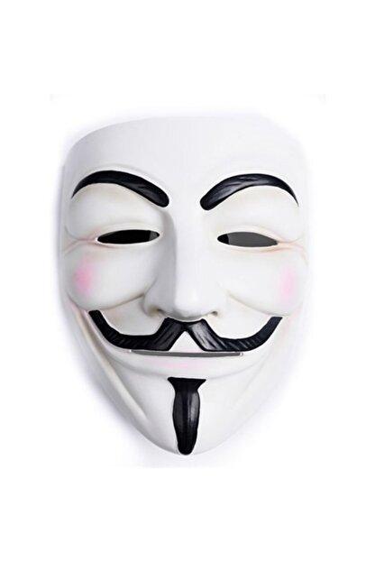 CAN OYUNCAK V For Vendetta Sert Plastik Maske
