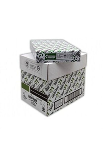 Copierbond Copier Bond A4 Fotokopi Kağıdı 80gr-500'lü 1 Koli 5 Paket -1 Palet 72 Koli