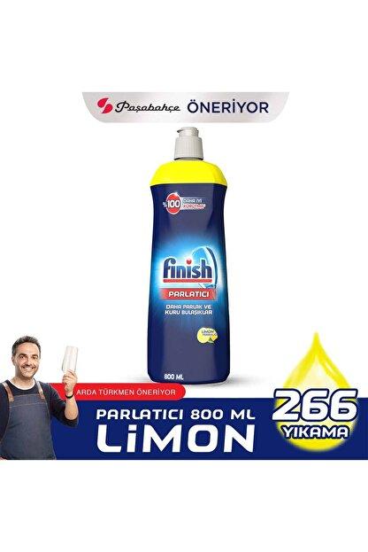 Finish Bulaşık Makinesi Parlatıcı Limon 800 ml