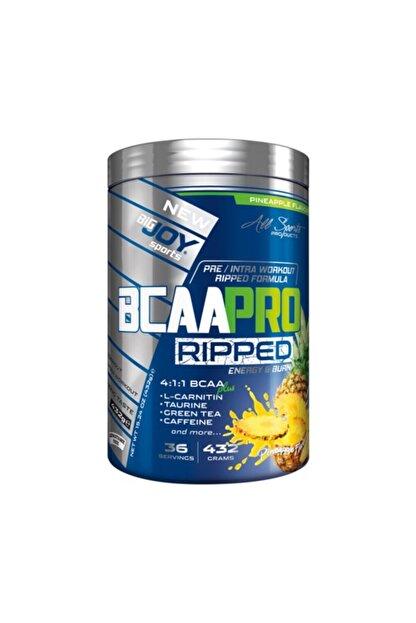 Big Joy Sports Bcaapro Ripped Bcaa L-Carnitine  Taurine Caffeine Amino Asit  Limon Aroma 432g