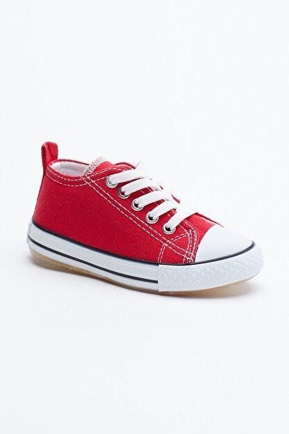 Tonny Black Kırmızı Çocuk Spor Ayakkabı Tb998