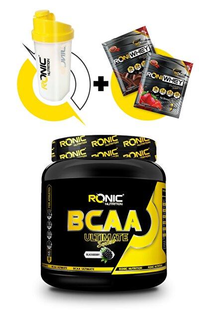 Ronic Nutrition Bcaa Ultimate 4.1.1 800 Gr (böğürtlen Aromalı)