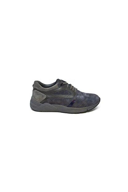 ALBERTO GUARDIANI Erkek Gri Günlük Ayakkabı