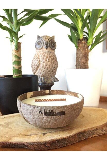 buddhamum Big Coconut Soya Mum- Vanilya Aromalı