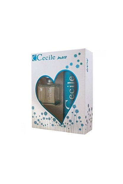 Cecile Edt Mare Kofre 100 Ml