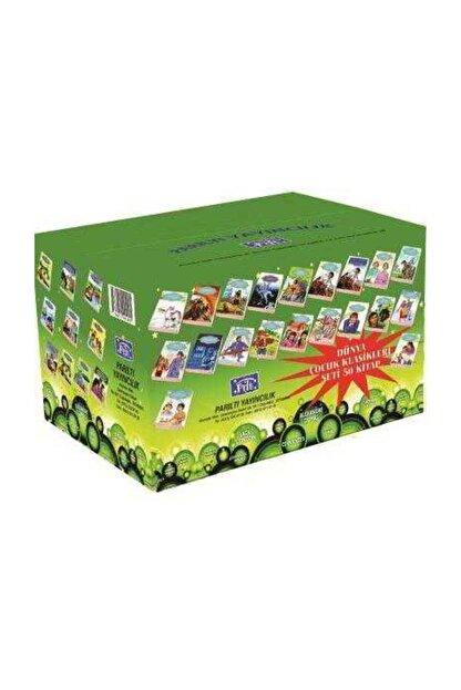 Parıltı Yayıncılık Kutulu Dünya Çocuk Klasikleri Seti 50 Kitap