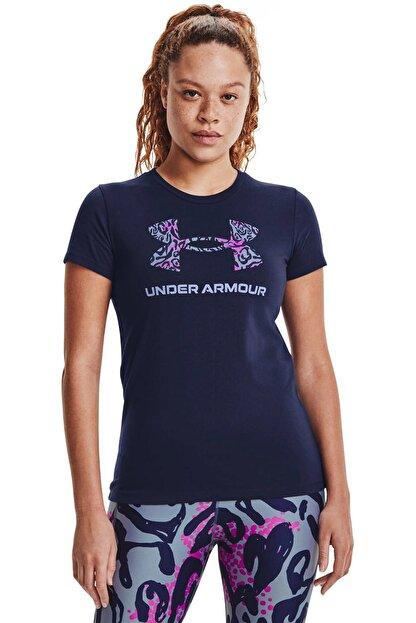 Under Armour Kadın Spor T-Shirt - Live Sportstyle Graphic SSC - 1356305-410