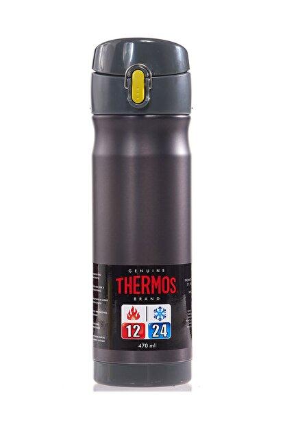 Thermos JMW5004 Çelik Mug Termos 470ml. Mat Siyah 191701