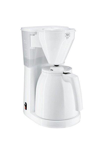 melitta Easy Therm (termoslu) Filtre Kahve Makinesi (beyaz)
