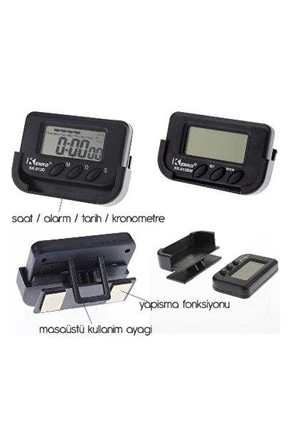 ALKILIÇ Mini Dijital Saat Tarih Kronometre Göstergesi 45a003
