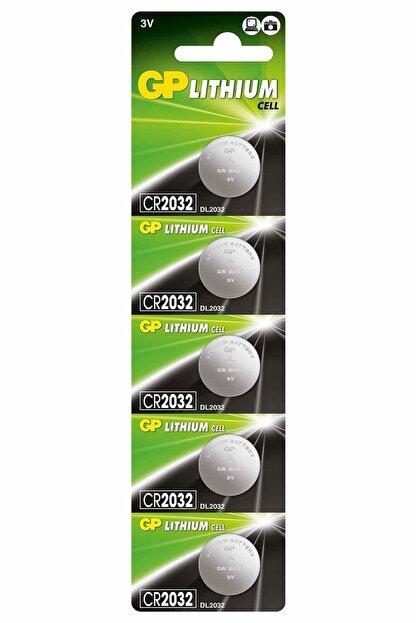 Gp Yayınları Gp Cr2032 3v Lityum Para Pil