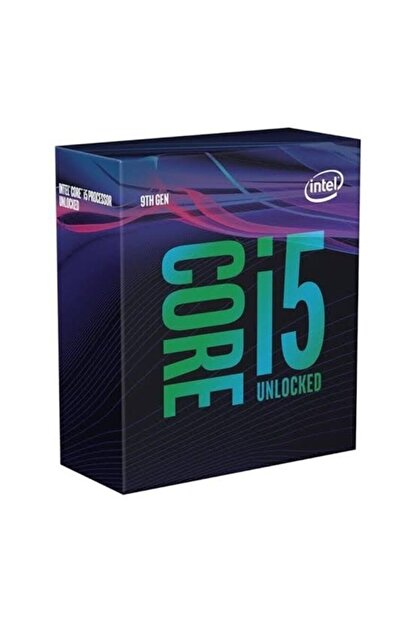 Intel Core I5-9600k 3.70 Ghz 1151p Box