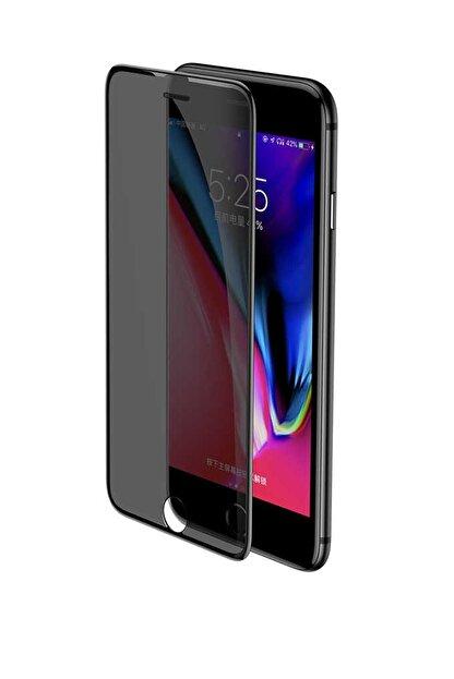 Dijimedia Iphone Se 2 (2020) Ekran Koruyucu Cam Anti Dust Privacy Ahize Toz Koruyucu Hayalet Cam