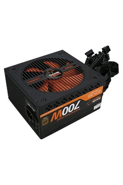 GAMETECH Gtp-700 V2 700w 80 Plus Bronze Power Supply Pc Güç Kaynağı