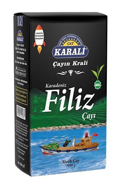 Karali Çay Karali Karadeniz Filiz Dökme Çay 1 kg