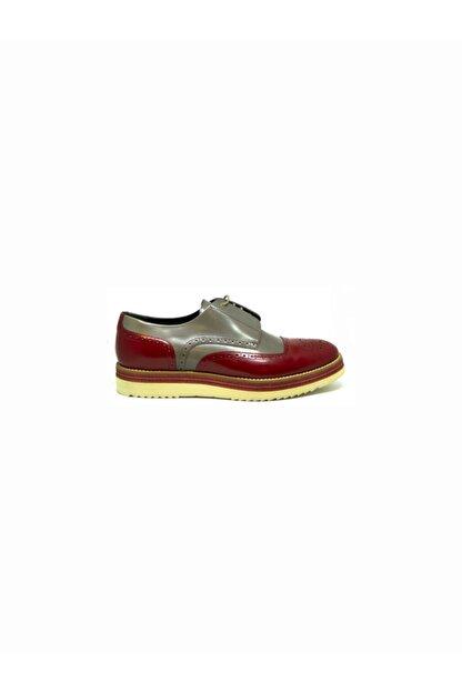 ALBERTO GUARDIANI Gri Erkek Ayakkabı