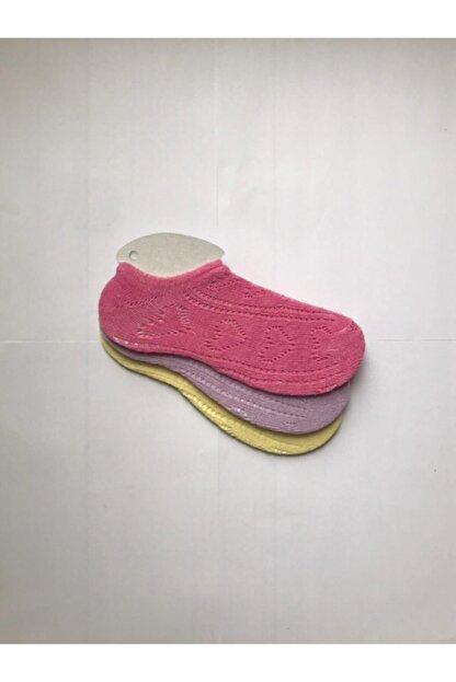 Adel Kadın  Delikli Patik Çorap 3'lü