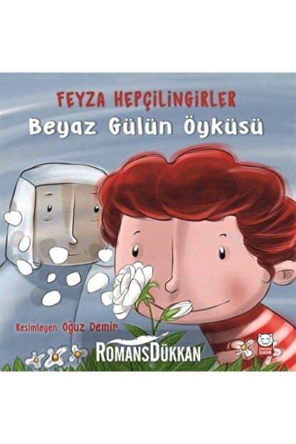 Kırmızı Kedi Yayınları Beyaz Gülün Öyküsü