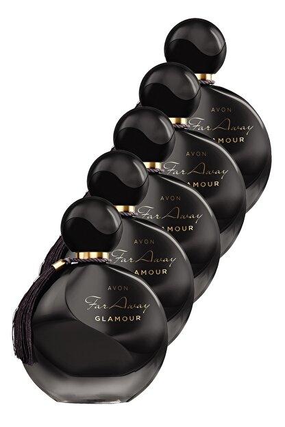 Avon Far Away Glamour Kadın Parfüm Edp 50 ml 5'li Set 5050000102438