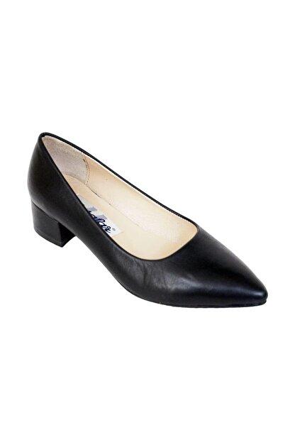 Ustalar Ayakkabı Çanta Siyah Kadın Hakiki Deri Stiletto 364.2770