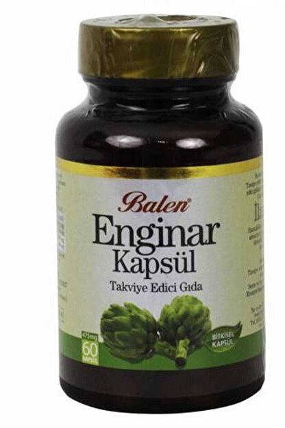 Balen Enginar Kapsül 400 mg 60 Kapsül