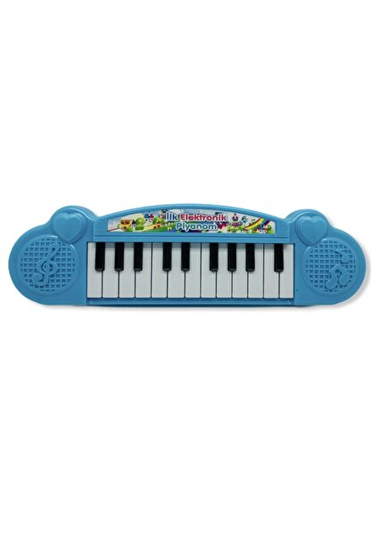 Medska Mavi 22 Tuşlu Sesli Ilk Elektronik Piyanom