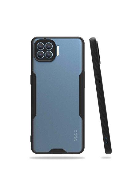 Oppo Reno 4 Lite Kılıf Ultra Ince Şık Tasarım Kaymayan Tasarım