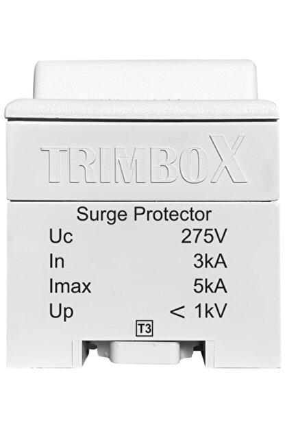 Trimbox D Sınıfı 4 Kutuplu Parafudr