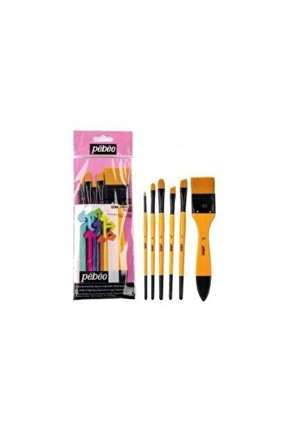 Pebeo Fırça Seti 6'lı Set-8
