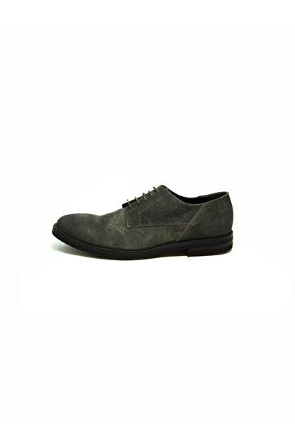 ALBERTO GUARDIANI Erkek Gri Ayakkabı