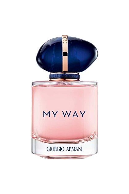 Giorgio Armani My Way Edp 50 ml Kadın Parfümü 3614272907676
