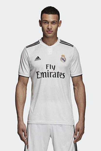 adidas Erkek Real Madrid Beyaz Forma DH3372