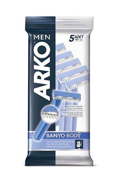 Arko Banyo Tıraş Bıçağı 5'li