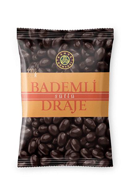 Kahve Dünyası Bademli Draje Sütlü Çikolatalı 200 gr