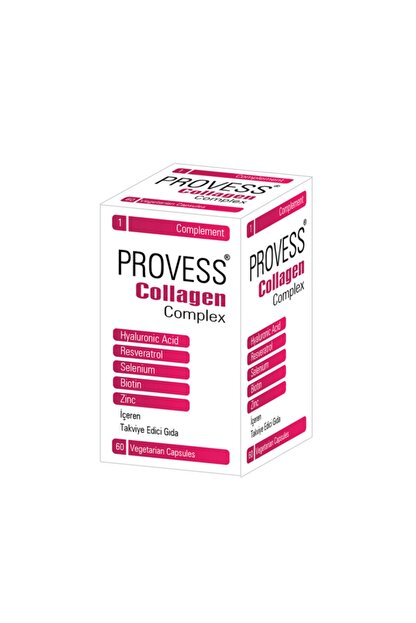 Pharmaq Provess Collagen Complex (60 Kapsül)