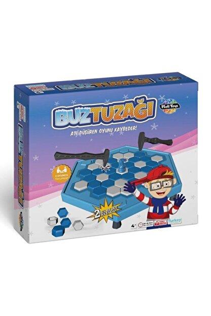 Bundera Buz Kırma Oyunu Buz Kalesi Buz Tuzağı Eğlenceli Aile Oyunu V2