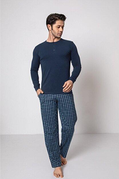 Aydoğan Uzun Kollu Ince Erkek Pijama Takımı 347